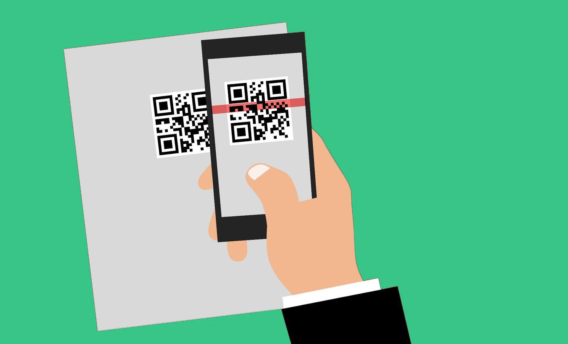 Zeiterfassung App QR Code 2